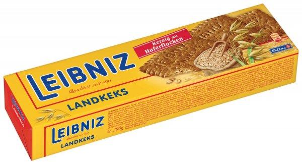 Amazon Prime : Leibniz Landkeks, 20er Pack (20 x 200 g) Nur 12,18 €