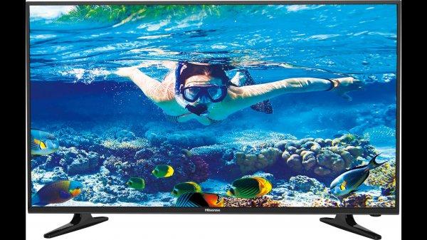 [(Lokal?) Marktkauf] Hisense LTDN40D50TS 40 Zoll LED Fernseher mit Triple Tuner & 200 Hz (100 € unter Idealo)