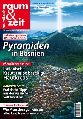 Gratis Raum&Zeit Magazin  unverbindliches Probeheft