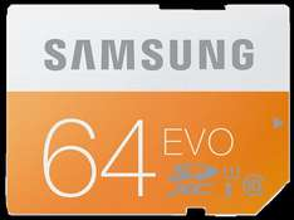 SAMSUNG SDXC Speicherkarte (64 GB, MB-SP64D-EU, Class 10) für 18 € inkl. Versand, @MediaMarkt
