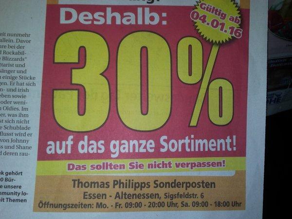 [Lokal Essen] Thomas Philipps 30%