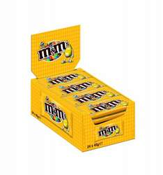 [ Amazon ]M&M'S Erdnuss Single, 24er Pack (24 x 45 g) für 5,52€ [Plus Produkt]