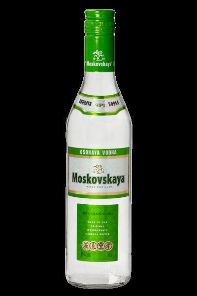 Edeka - Moskovskaya 0.5 L  - 5.77 €