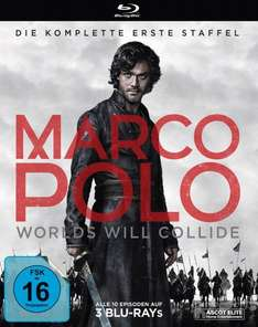 (amazon.de / saturn.de) Marco Polo - Die 1. Staffel (Blu-ray) ab 25€