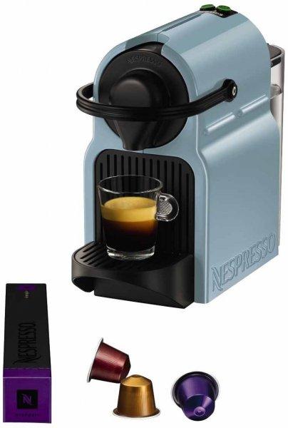 Krups Nespresso Inissia XN1004 blau für 49,94€ bei Amazon.fr