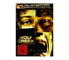 Wolf Creek [DVD] für 1€ bei Media Markt