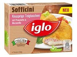 iglo Sofficini für Österreich