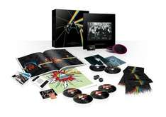 Pink Floyd: The Dark Side Of The Moon (Immersion Box Set) (3CD + DVD + DVD-Audio + Blu-ray)