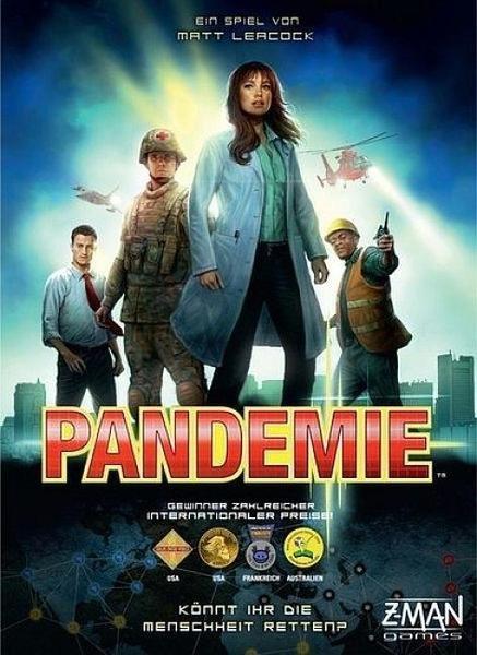 Pandemie (Brettspiel, Gesellschaftsspiel, Thalia.de)