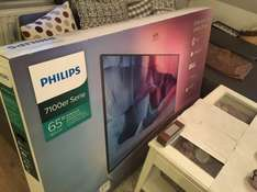 "[Update] 65PUK7120 - Philips 65"" UHD 3fach Ambilight TV [MM Duisburg, Keniastr.]"