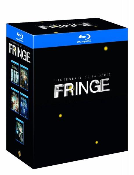 Fringe - Die komplette Serie (Blu-ray) OT für 37€ bei Amazon.fr