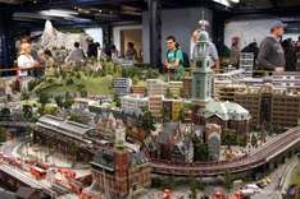 Freier Eintritt ins Miniatur Wunderland in Hamburg