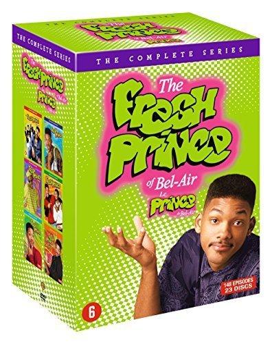 [Amazon.fr] Der Prinz von Bel Air 23 DVDs für 19,10€ inkl. Versand OT