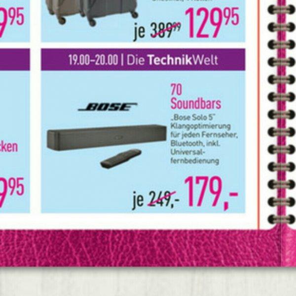 [Lokal] 06.01 Bose Solo 5 179€ Dodenhof Posthausen