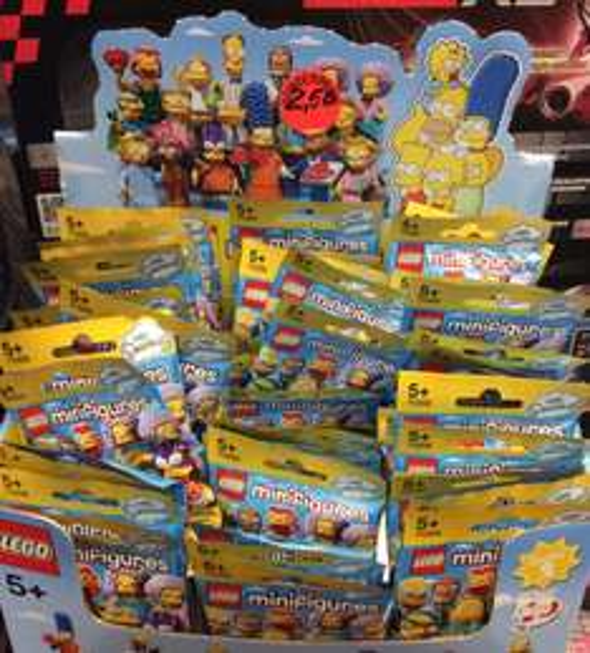 "Lokal (Weimar) | Lego® Minifiguren - ""The Simpsons™""-Serie je 2,50€"