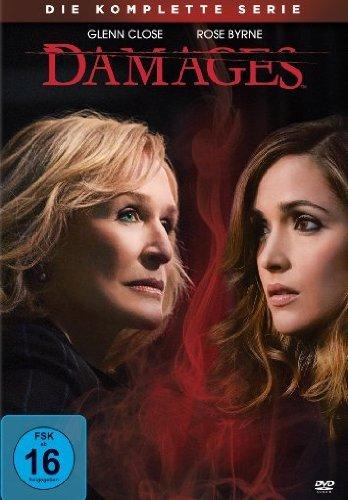 (Amazon.de-Prime) Damages Im Netz der Macht - Die komplette Serie 5 Staffeln auf 15 DVDs für 27,97€