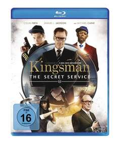 Kingsman - The Secret Service [Blu-ray] für 9,97€ bei Amazon.de (Prime)