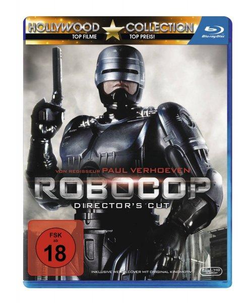 18er Klassiker wie Robocop, Phantom Kommando, Die Fliege, Fight Club, 28 Days/Weeks Later für je 4,97€ + 5€ Versand