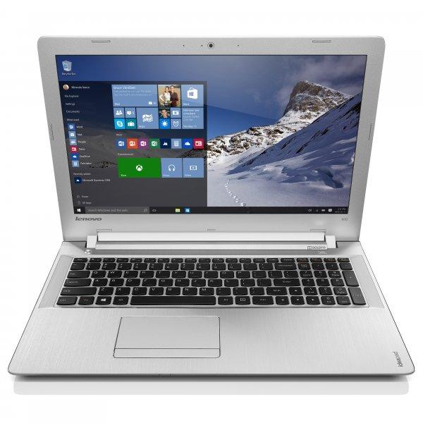 """Lenovo 500-15ISK 80NT00Q2GE Notebook 15.6"""" Full HD, Core i5-6200U, 8GB, 128GB SSD, DVD, R7 M360 2GB, 3D Kamera, Win10"""