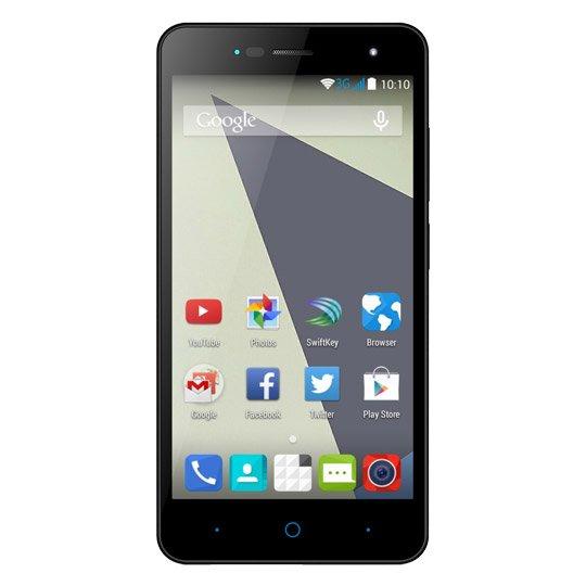 "[Real] ZTE Dual-SIM Smartphone Blade L3 grau oder weiß 1,3‑GHz‑Quad‑Core‑Prozessor, 12,7‑cm‑(5""‑)Touchscreen, 8‑MP‑Digitalkamera, Android 5.0 (Preis bei Marktabholung)"