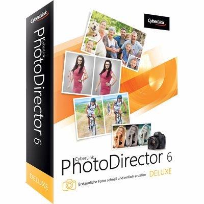 CyberLink PhotoDirector Deluxe 6 (Win) gratis