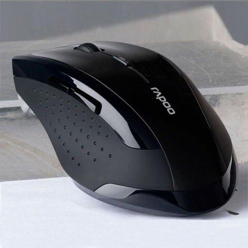 6 Tasten Bluetooth Maus mit Empfänger 2,92€