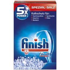 [Amazon.de Prime] Finish Spezialsalz 8er Pack (8x 1.2kg)