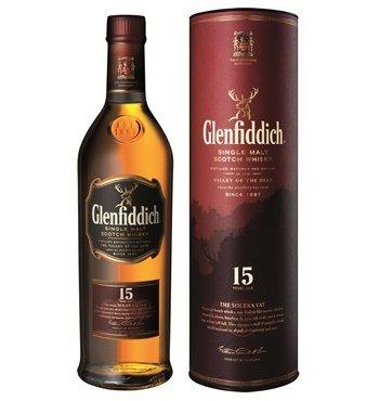 Allyouneedfresh Whisky 2 Flaschen Glenfiddich 15 Jahre Solera für 53,82 (je 26,91€ pro Flasche)