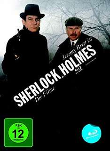 Sherlock Holmes Filme mit Jeremy Brett auf Bluray @Amazon mit Prime