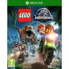 [GamesCollection] LEGO Jurassic World (Xbox One) Deutsche Sprache und Text
