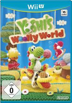 Yoshi's Woolly World Standard Edition (Wii U) für 29,97 bei Amazon.de