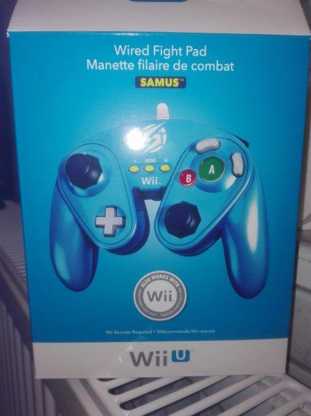 Wii u Game Cube Controller