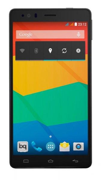 "BQ Aquaris E6 - 6"" Full HD IPS, Dual Sim, Octa Core 2,0 GHz, 2GB Ram, 16GB Speicher (erweiterbar), 13 MP Kamera mit Dual Blitz für 250,71€ bei Amazon.es"