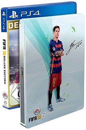 @AMAZON FIFA 16 - Steelbook Edition(+weitere gute Spiele/Preise) - [PS4] für 45€