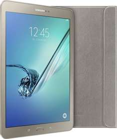 Samsung Galaxy Tab S2 Gold Edition 24,6 cm (9,7 Zoll) gold inkl. Samsung Book Cover - Limited Edition 389€