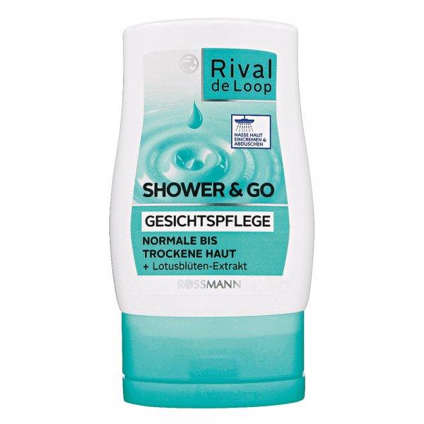 Rossmann Rival de loop Shower and Go 0,00 €