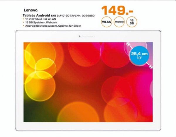 Lenovo Tablet TAB 2 A10-30 AACHEN Lokal