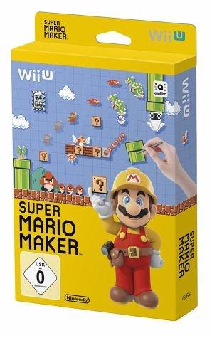 Super Mario Maker (Wii U) Artbook Edition für 27,99 bei bücher.de