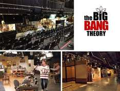 Tickets für The Big Bang Theory, 2 Broke Girls und weiteren US-Serien