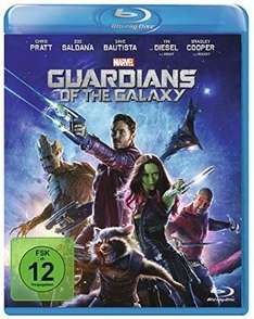 LOKAL BONN Guardians of the Galaxy Blu RAY 8,90 (PVG 12,97 mit Prime Amazon) / auch 3D für 14,90