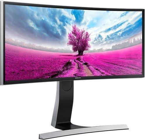 """Samsung S29E790C, 29"""" mit 2560x1080 also 21:9 Format, VA-Panel, curved, höhenverstellbar + zusätzliches Spiel für 399€ bei Cyberport.de"""