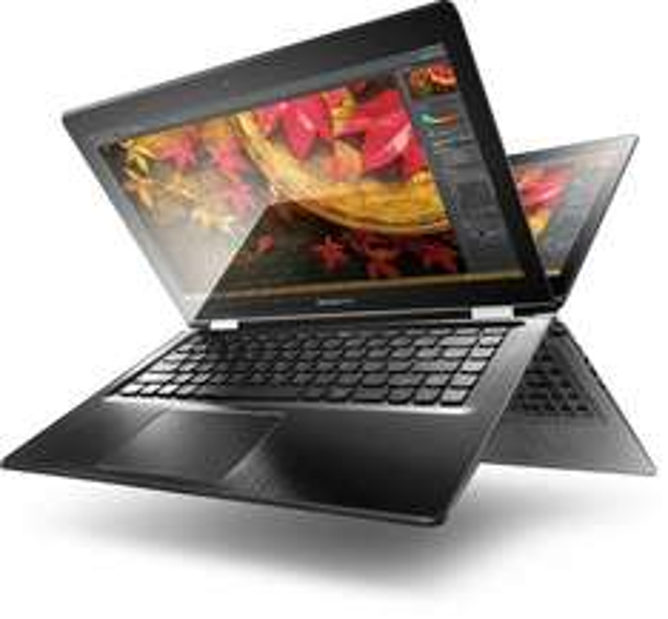 "Lenovo Yoga 500-15IBD Convertible - Core i5-5200U, GeForce 920M, 4GB RAM, 128GB SSD, 15,6"" Full-HD IPS Touchscreen für 699€ bei Comtech"