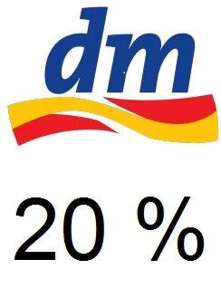 [lokal] dm Kaiserslautern (Mainzer Str.) 20% Ausverkaufs-Rabatt