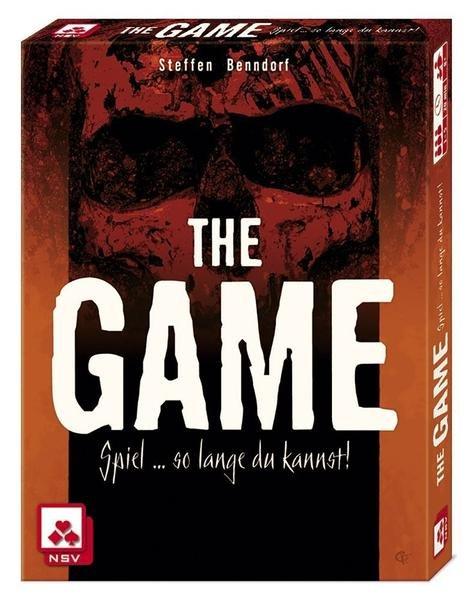 [Thalia-offline, online +2,99€ Versand] The Game - Kartenspiel für 4,99 €