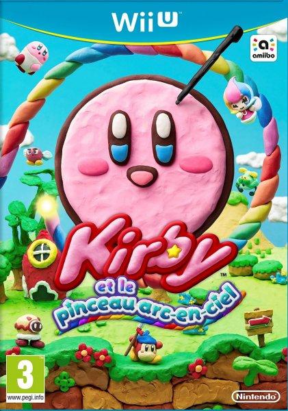 Kirby und der Regenbogen-Pinsel (Wii U) für 21,26€ bei Amazon.fr
