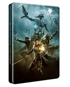 The Elder Scrolls Online: Tamriel Unlimited Steelbook (Xbox One) für 18,62€