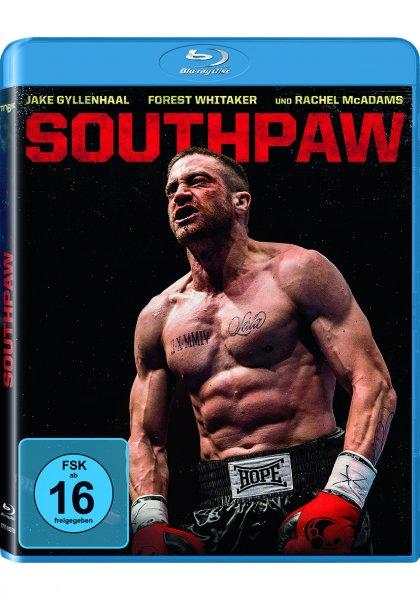 [Amazon Prime] Southpaw [Blu-ray] für 12,99€, Vergleichspreis ab 17,98€