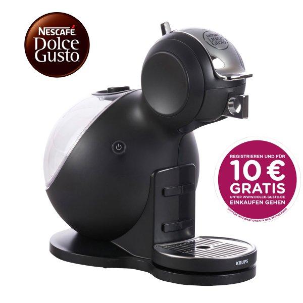 Kodi.de NESCAFE DOLCE GUSTO KP 2208 MELODY 3 + 10 Euro Gutschein + 6 Kapseln inkl. Versand