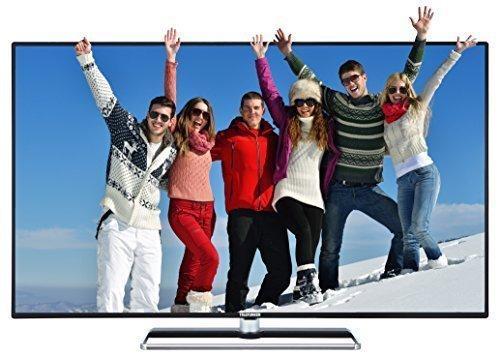 Telefunken 48 Zoll, Full HD, Triple Tuner, 3D, Smart TV (idealo 449,99€)