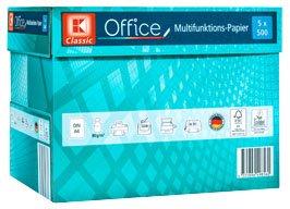 [Kaufland/Kamen] 2500 Blatt Druckerpapier 80 g / m² 5 Pakete im Karton für 12,50